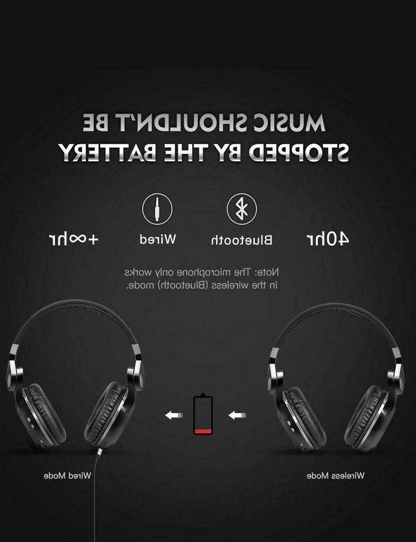 Bluedio 5 Wireless Headsets B
