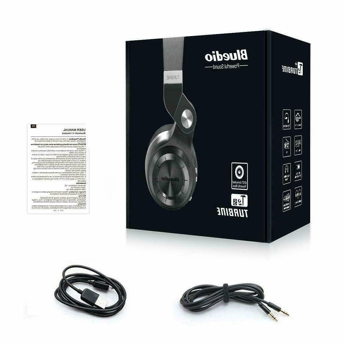 5 Headphones Stereo Wireless B