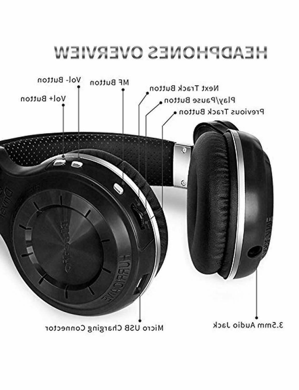Bluedio 5 Stereo Wireless Headsets B