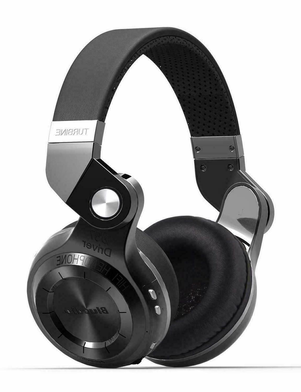 t2s turbine bluetooth 5 headphones stereo microphone