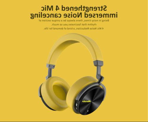 Bluedio Bluetooth Active Yellow Bass