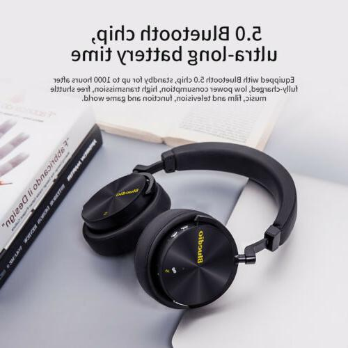 Bluedio Bluetooth V4.2 Headphones Headsets