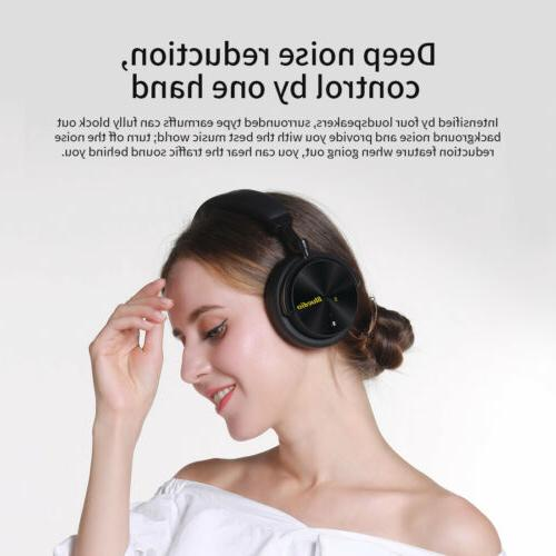 Bluedio Bluetooth Headphones Noise Headsets