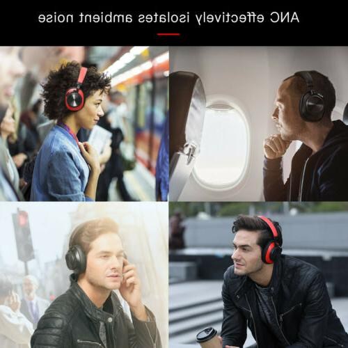 Bluetooth Headphones Bluedio ANC Headsets Mic