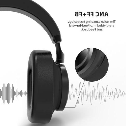Bluedio T6 Headphones Wireless Bass Stereo