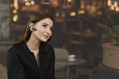 Jabra Talk Bluetooth Headset for Hands-Free with Clear Conversations Ease