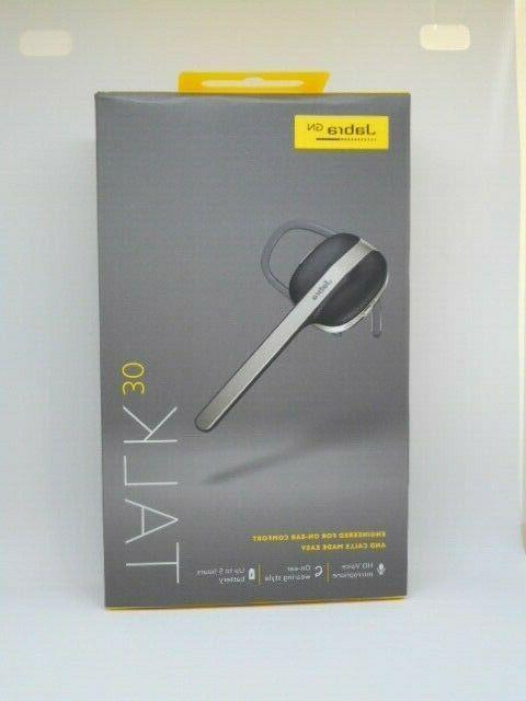 talk 30 bluetooth headset