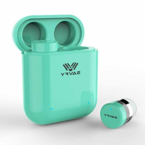 SAVFY Wireless Bluetooth Stereo In-Ear
