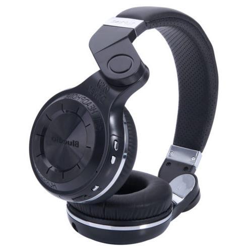 Bluedio Turbine 4.1 Headphones Mic