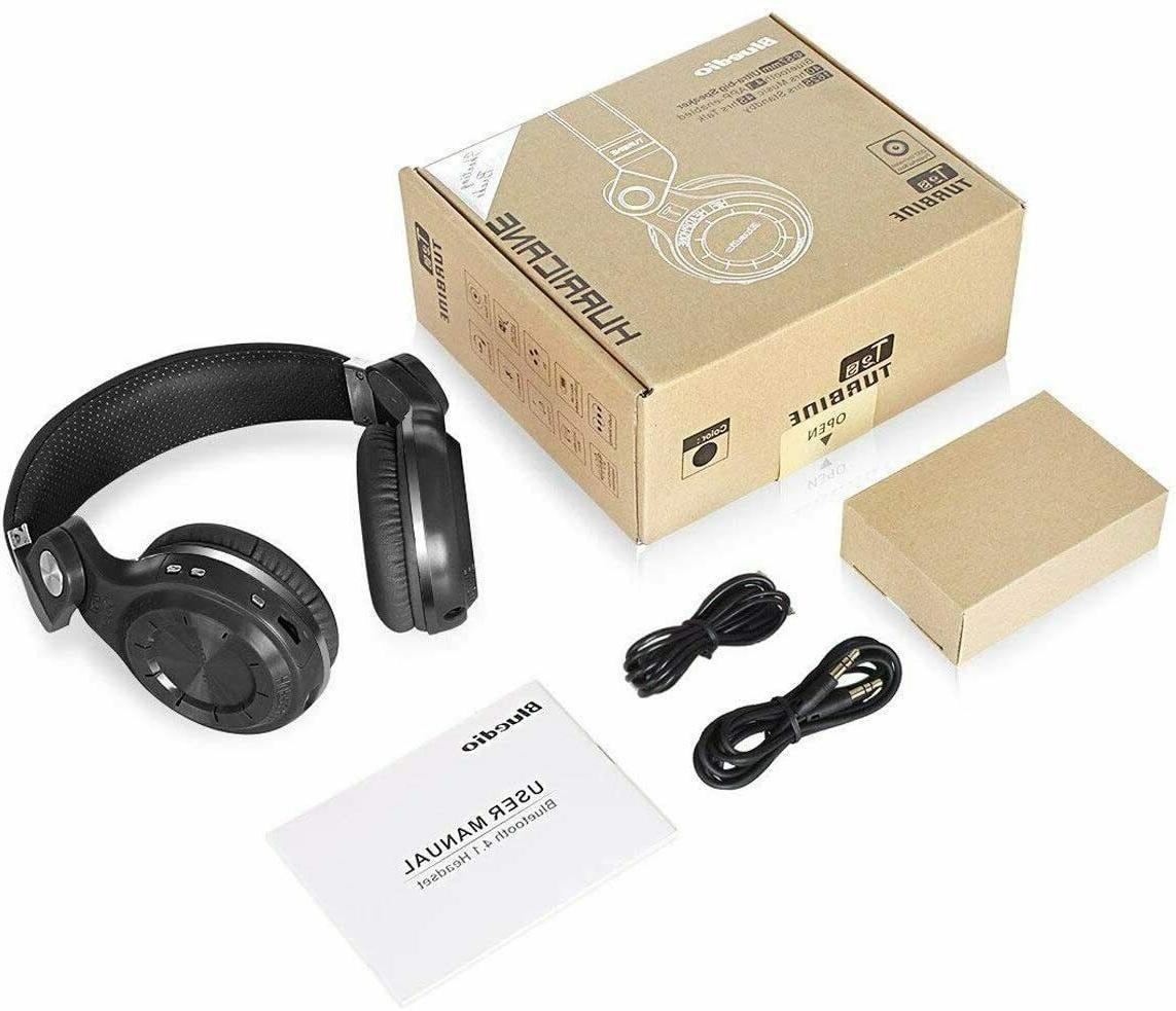 Bluedio Turbine 4.1 Headsets Wireless Headphones