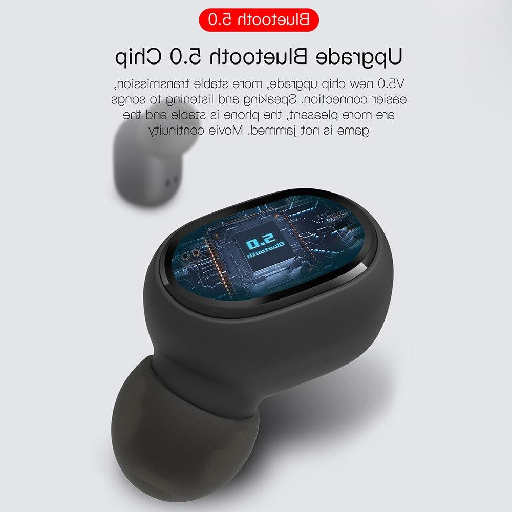 TWS For Redmi Earbuds Display <font><b>Bluetooth</b></font> Mic For Samsung pk Earbuds