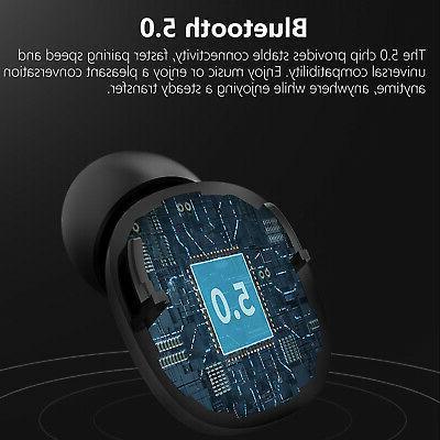 Waterproof Wireless Headsets Stereo Earbuds