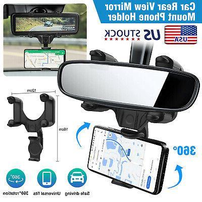 universal car windshield dashboard mount holder cradle