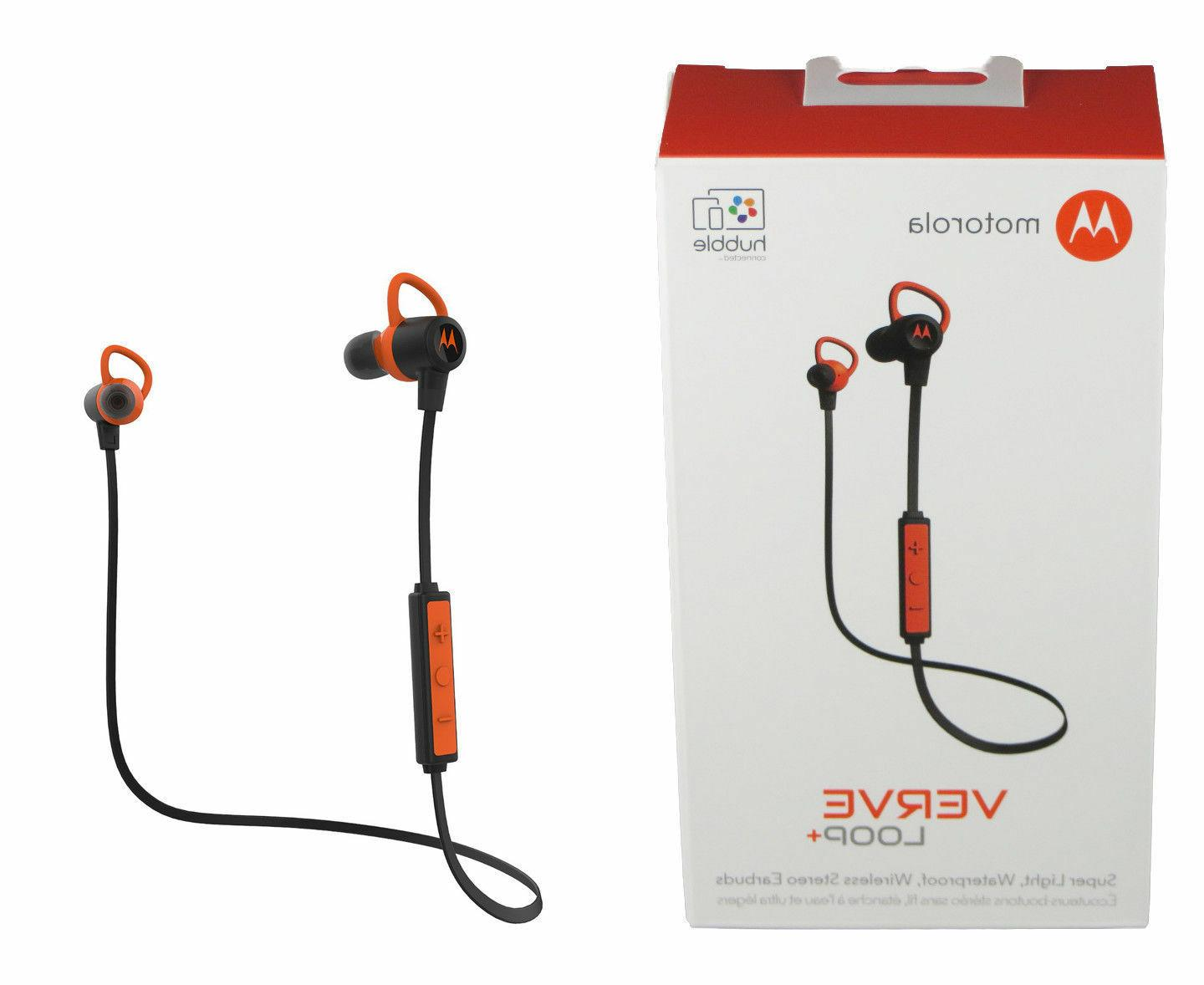verve loop bluetooth wireless stereo