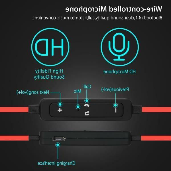 Waterproof Sports Wireless Headset