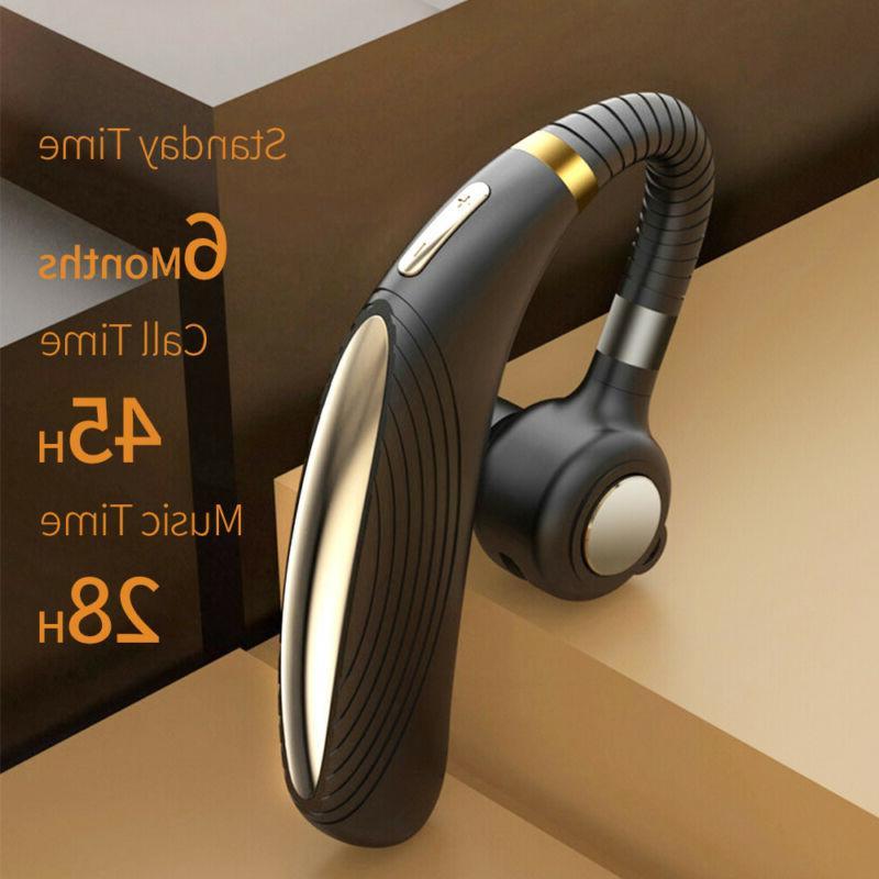 wireless 5 0 bluetooth earpiece driving trucker
