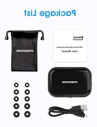 Bluetooth Wireless IPX7 72H Bluetooth Sound Charging Case