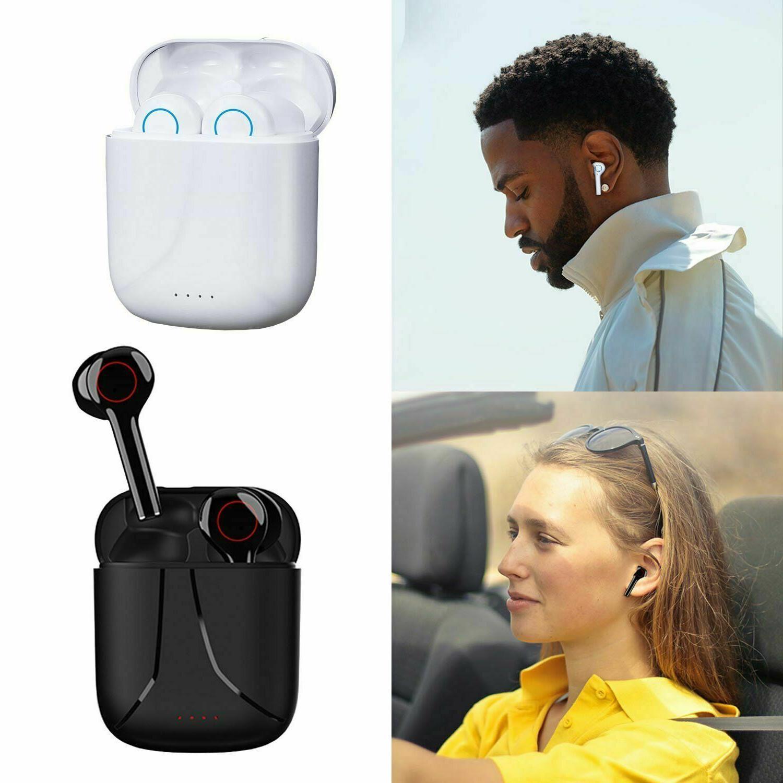wireless bluetooth earphone earbuds headset in ear