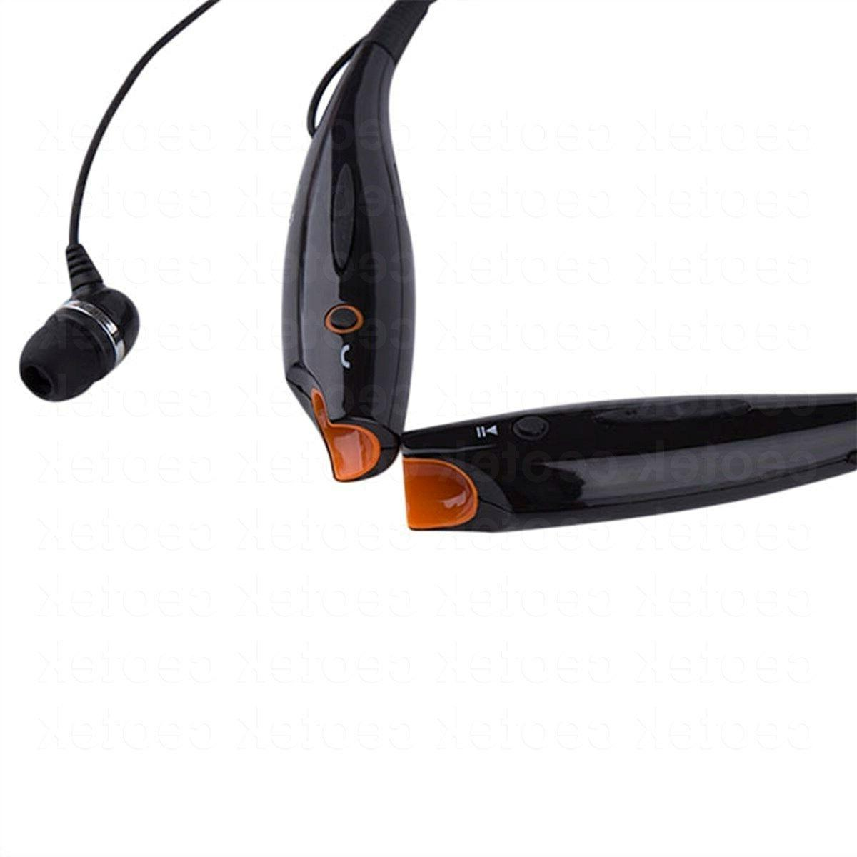 Wireless Bluetooth Stereo Headset Earphone Universal