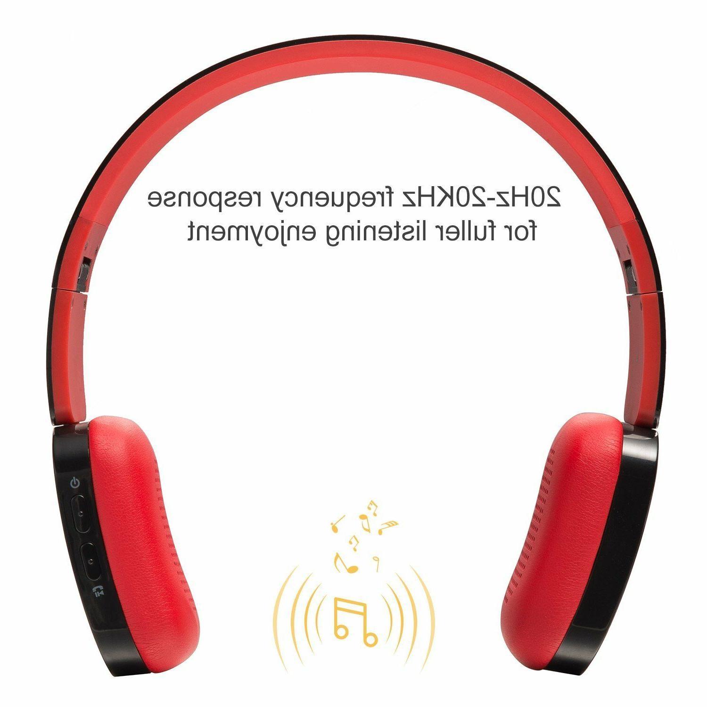 Wireless Stereo Earphones 3.5