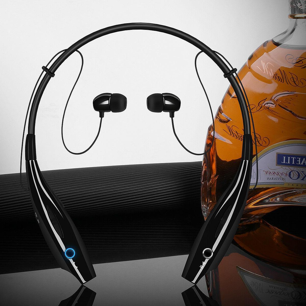 Wireless Headphones Earphone Mic
