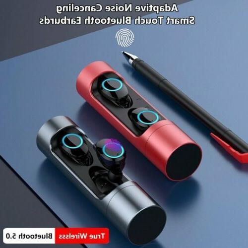 wireless bluetooth headsets 5 0 headphones sport
