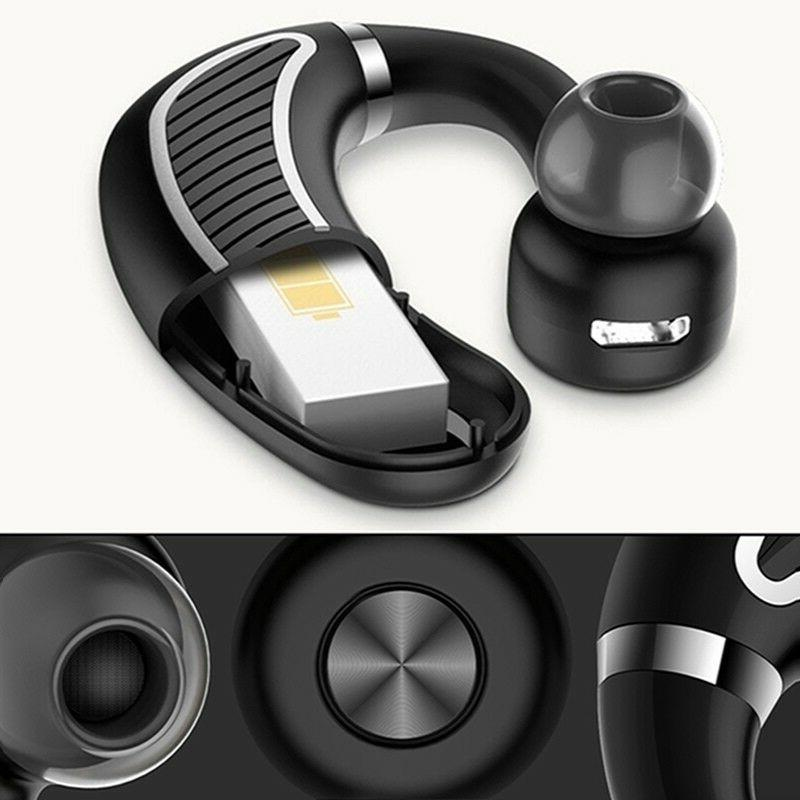 Mpow Wireless Headset Headphone Sports Earphone iPhone Samsung