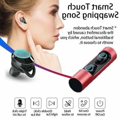 Mpow Wireless Bluetooth 5.0 Headphones Earbud