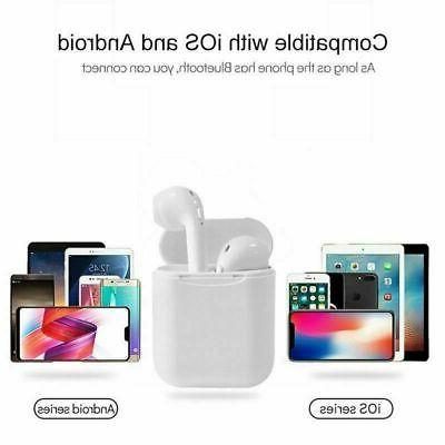 Wireless Headsets Compatible Apple iPhone AirPods