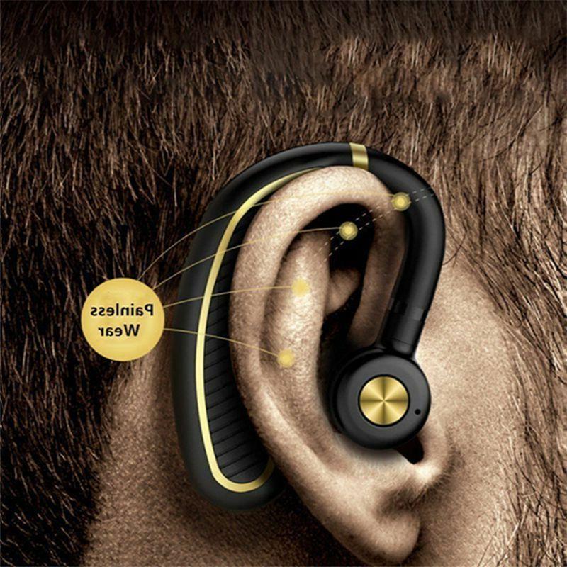 wireless bluetooth headset headphone sports earphone