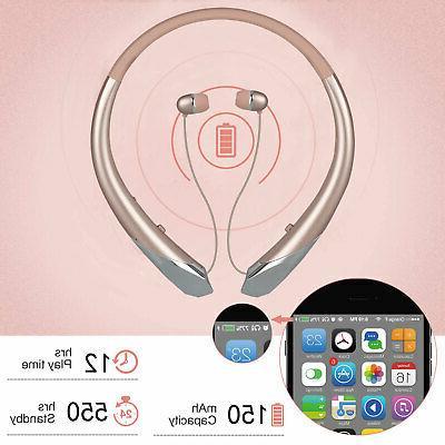Wireless Bluetooth Sport Headset Earphone Earbud