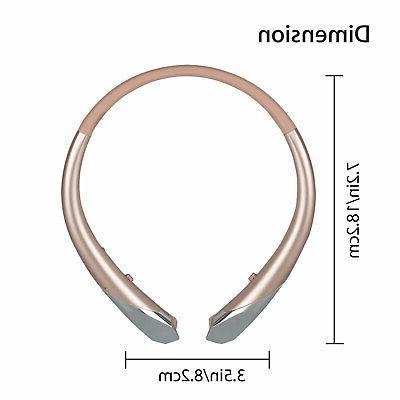 Wireless Neckband Earphone Earbud