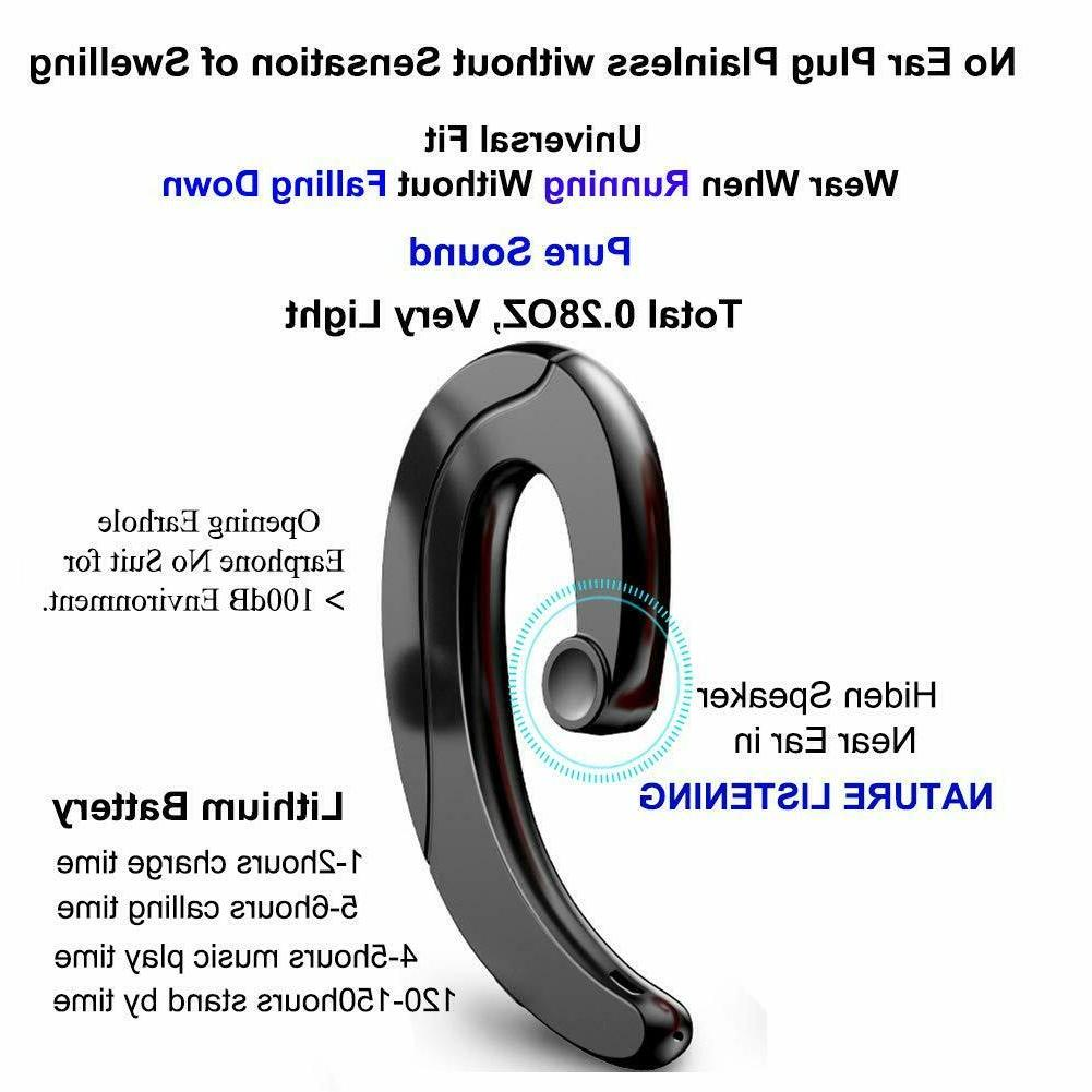 Wireless Headphone with Music Noise-Cancelling