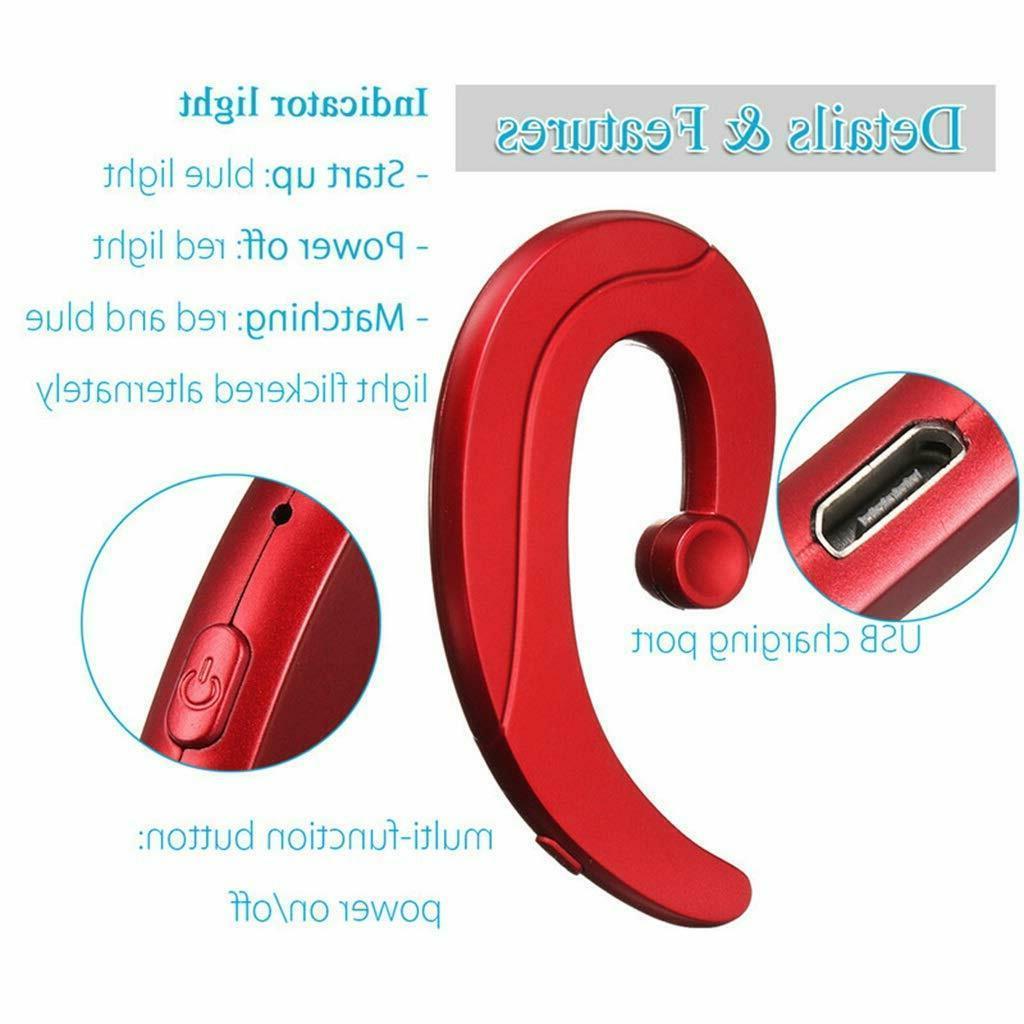 Wireless Bluetooth Earbud bone