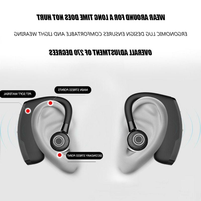 CSR Earbuds Bluetooth 4.1 Headset Earphone Handfree