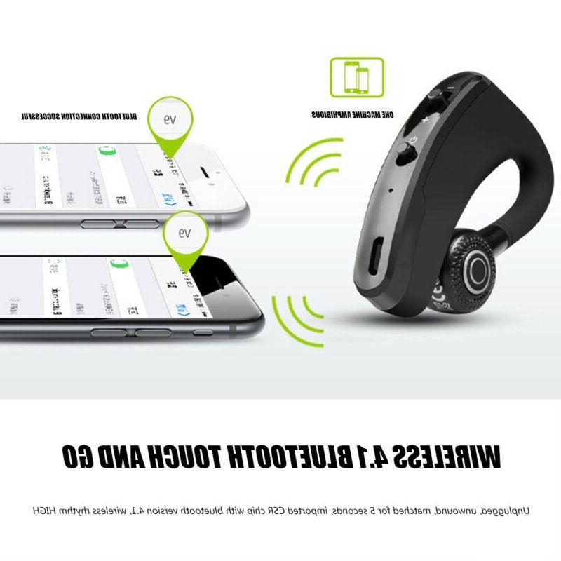 Wireless Headphone Sport Earbuds Handfree CSR