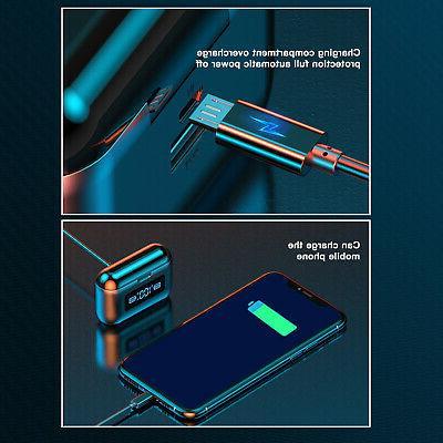 Wireless Earphones Headphones For Samsung S10 9