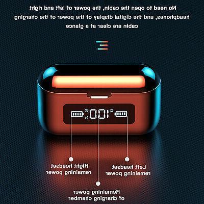 Wireless Earbuds Earphones Samsung S10 9