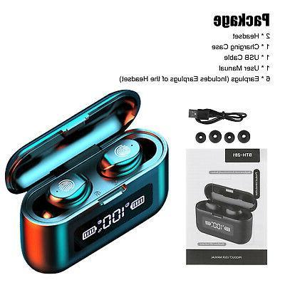 Wireless Earbuds Earphones Headphones S10 Note 9