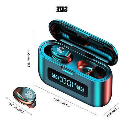 Wireless Earbuds Bluetooth Earphones Headphones For S10 S9 9