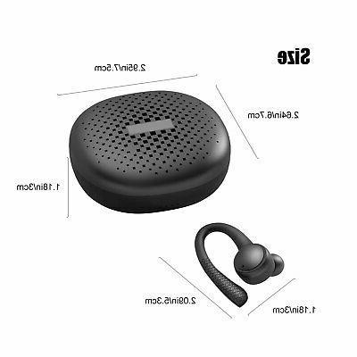 Wireless Earbuds, 5.0 True Earphones