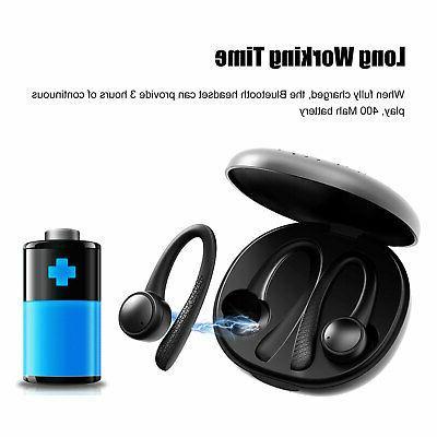 Wireless Earbuds, Bluetooth 5.0 True Earphones Headset