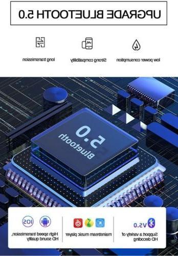 Wireless Bluetooth For Samsung Galaxy S9 Power Bank