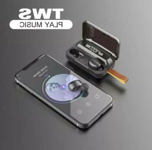 Wireless Earbuds Headphones For Samsung S9 Bank BT5.0