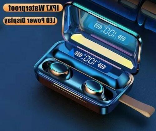 wireless earbuds bluetooth headphones for samsung galaxy