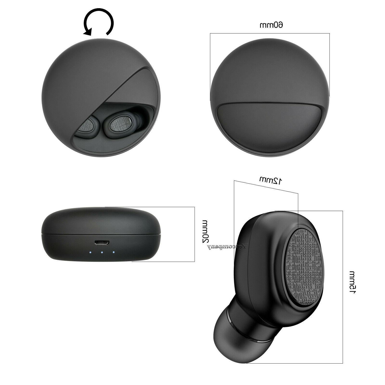 Wireless In Ear Headphone Earphone
