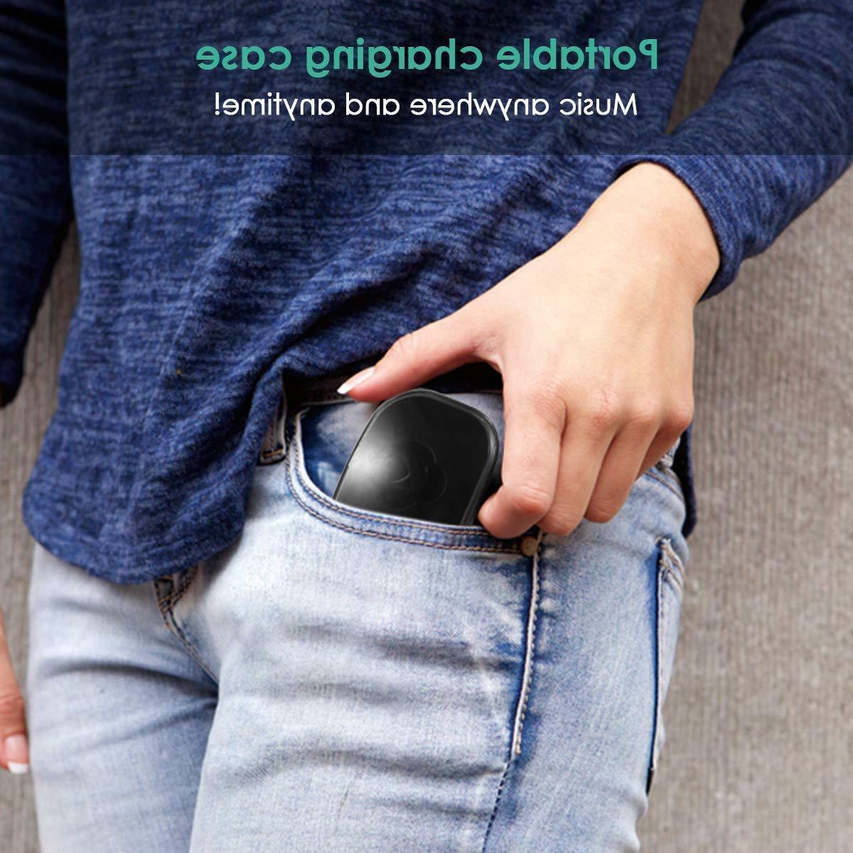 Wireless V5.0 Headphones &