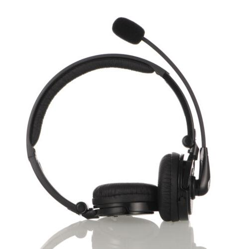 Wireless Headset Noise Cancelling Mic for