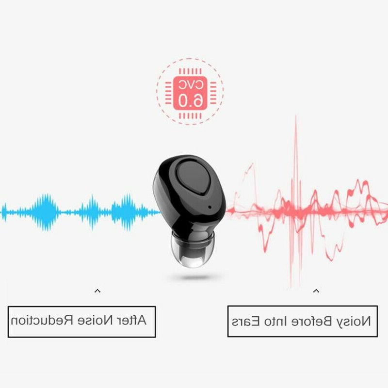 Wireless Bluetooth Earbuds Noise Cancelling