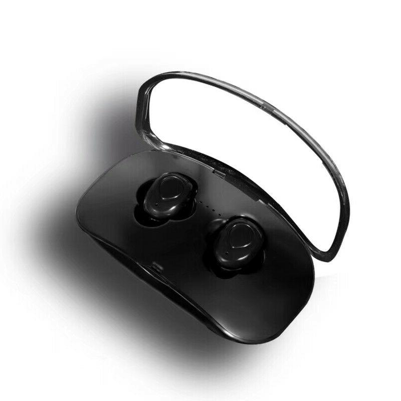 Wireless Headsets Bluetooth Earbuds HiFi Noise Cancelling